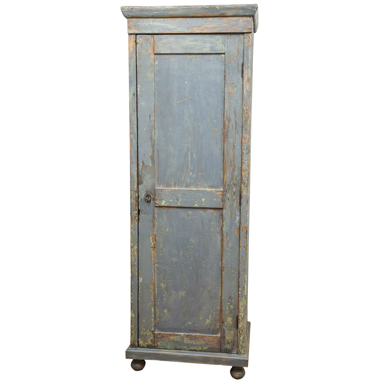 One-Door Chimney Cupboard 1 - One-Door Chimney Cupboard At 1stdibs