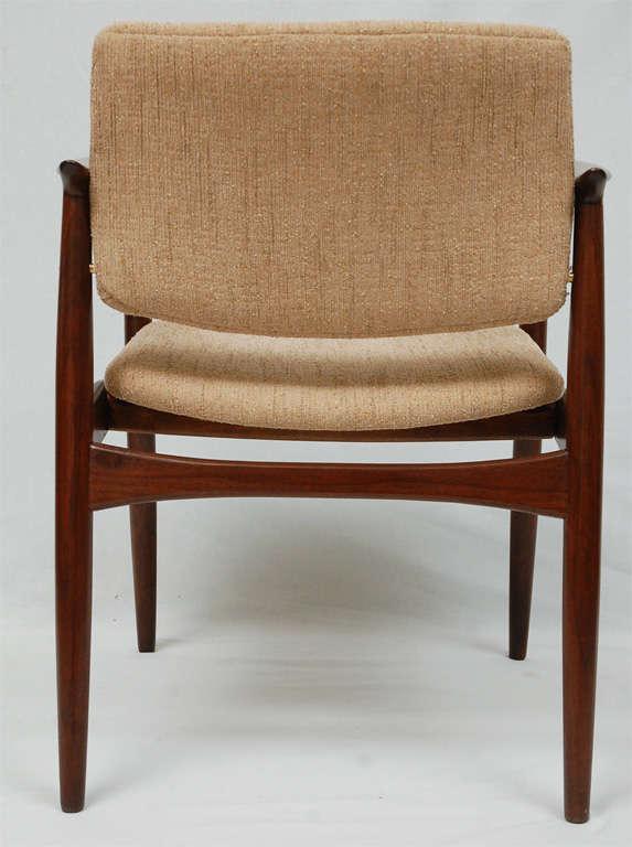 Erik Buck Armchair For Sale At 1stdibs