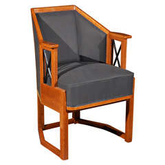 Koloman Moser Arm Chair