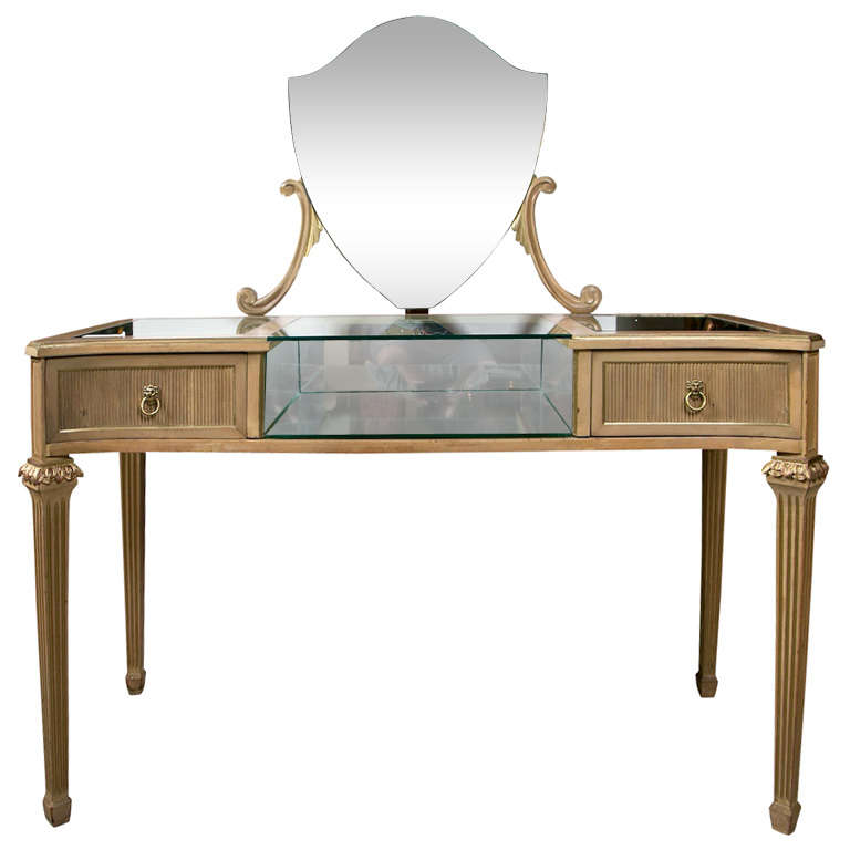 French Vanity by Jansen