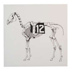 """""""12 Horse"""" by Dylan Egon"""