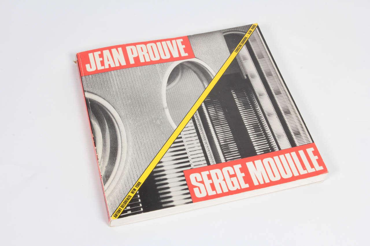 DeLorenzo 1950, Jean Prouve/Serge Mouille, 1985 exhibition catalog.