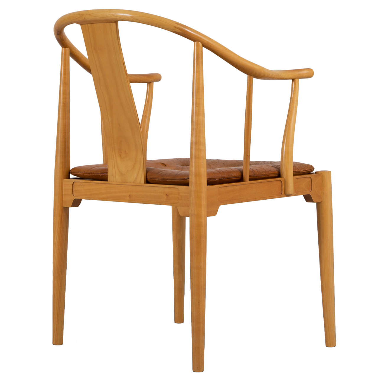 Wonderful Early China Chair By Hans Wegner For Fritz Hansen For Sale