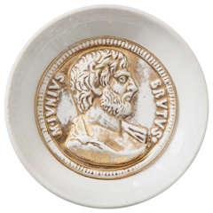 Fornasetti Brutus Dish