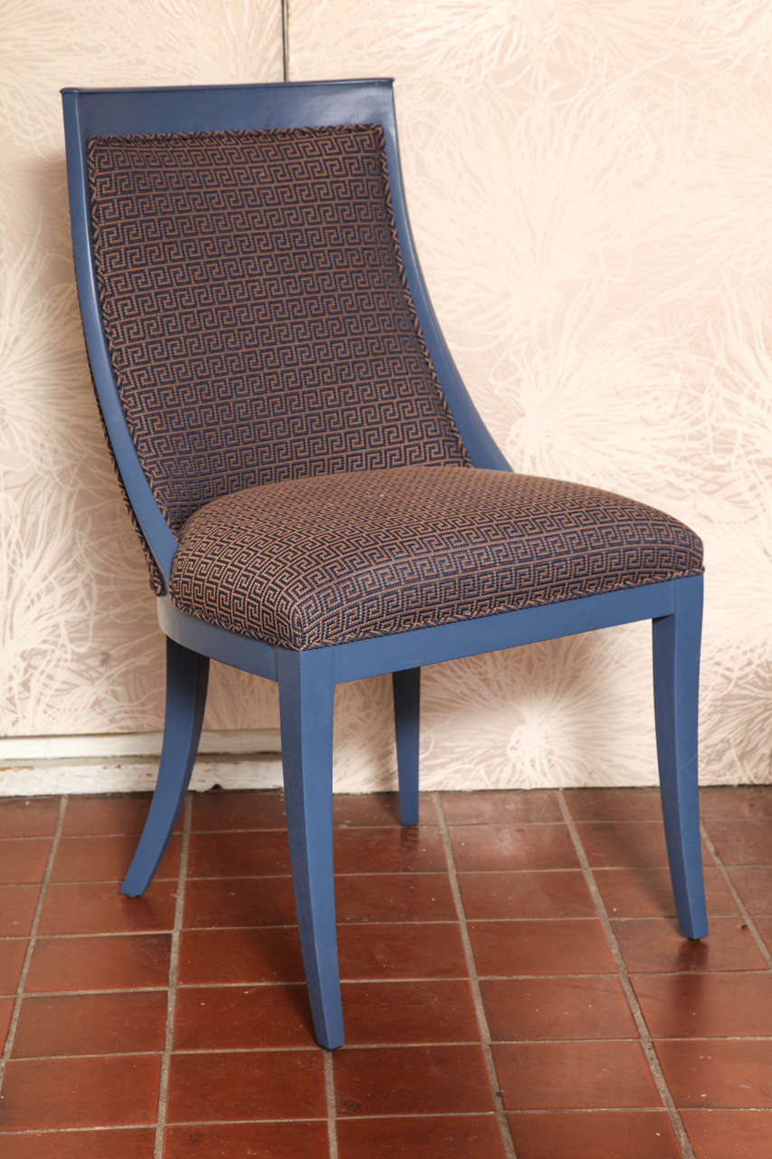 Greek Key Art Deco Chair For Sale At 1stdibs