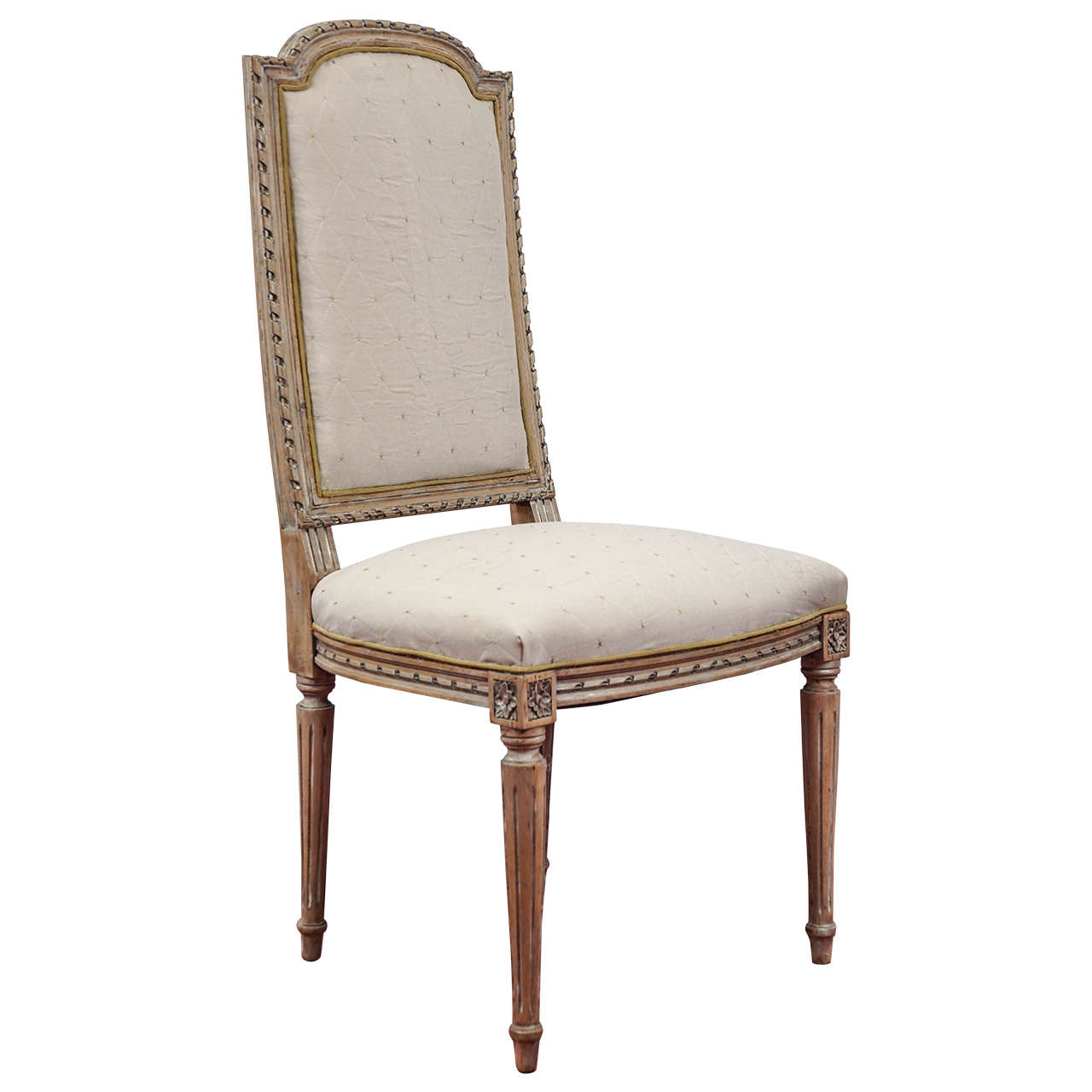 Louis xvi style side chair for sale at 1stdibs for Side chairs for sale