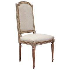 Louis XVI Style Side Chair