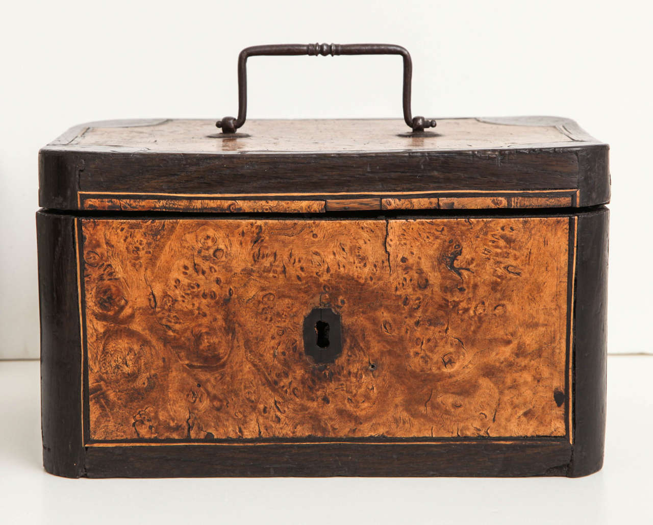 Mid-18th Century English Box, circa 1750 2