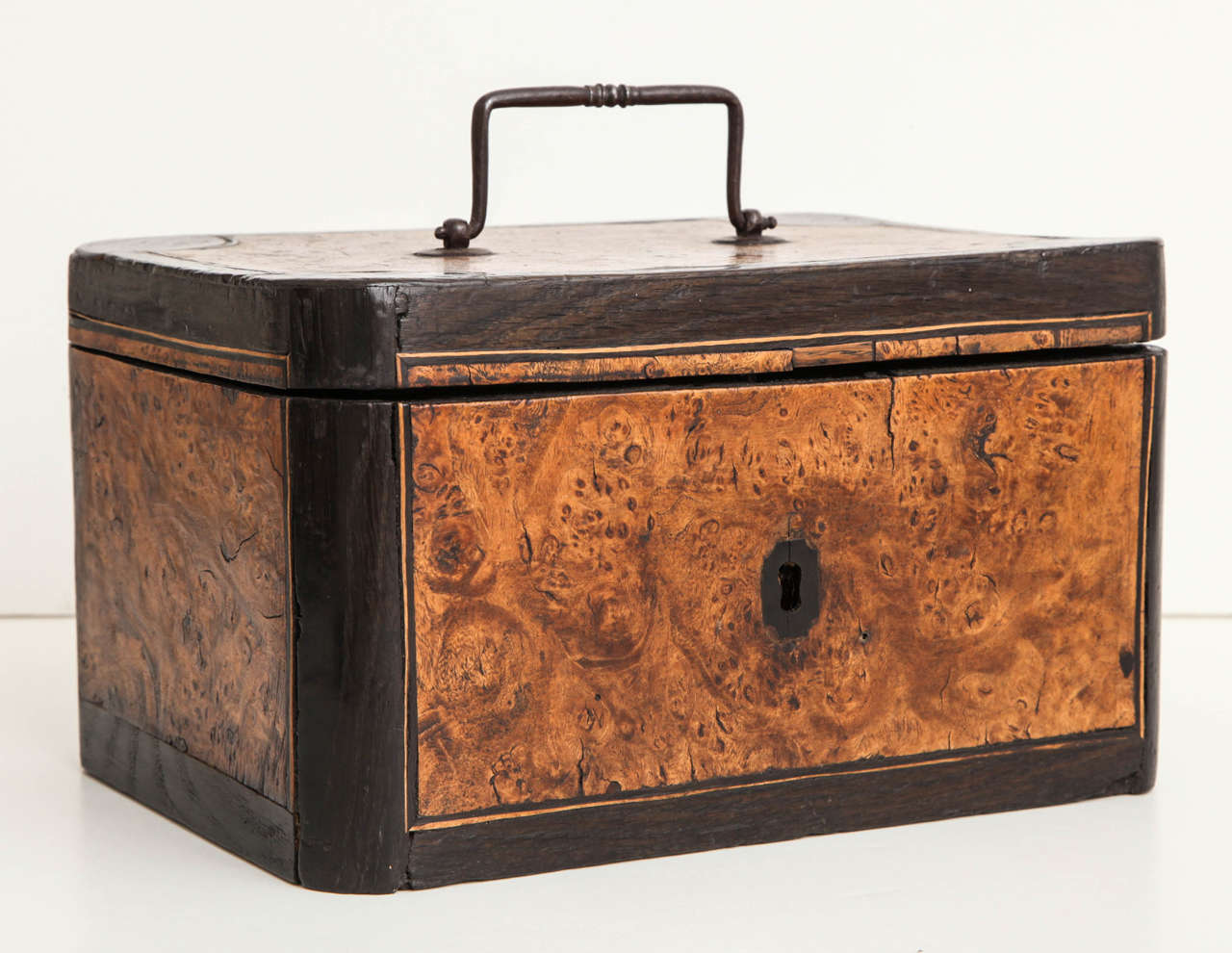 Mid-18th Century English Box, circa 1750 3