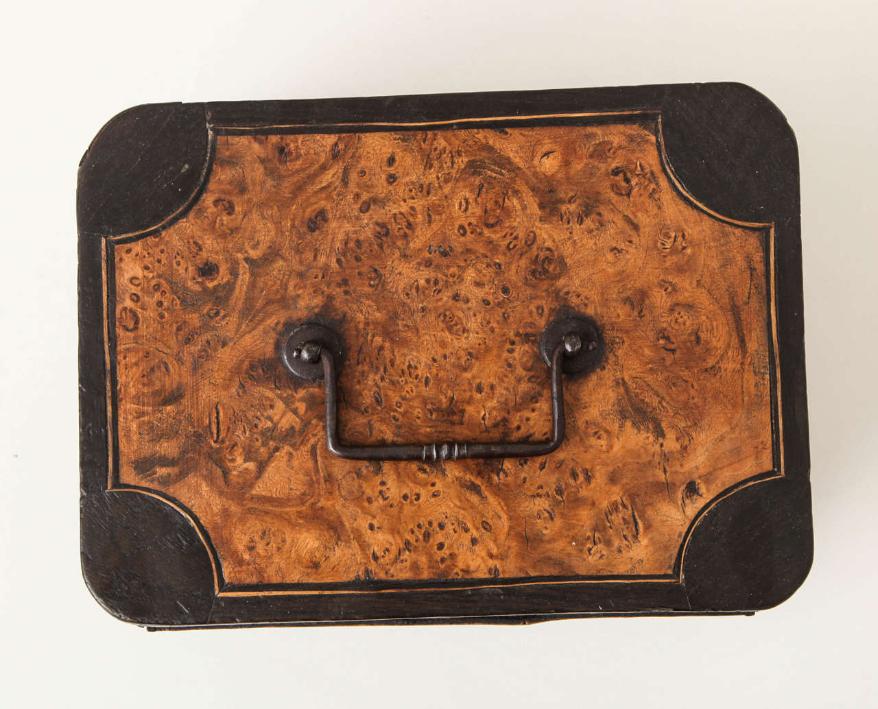 Mid-18th Century English Box, circa 1750 4