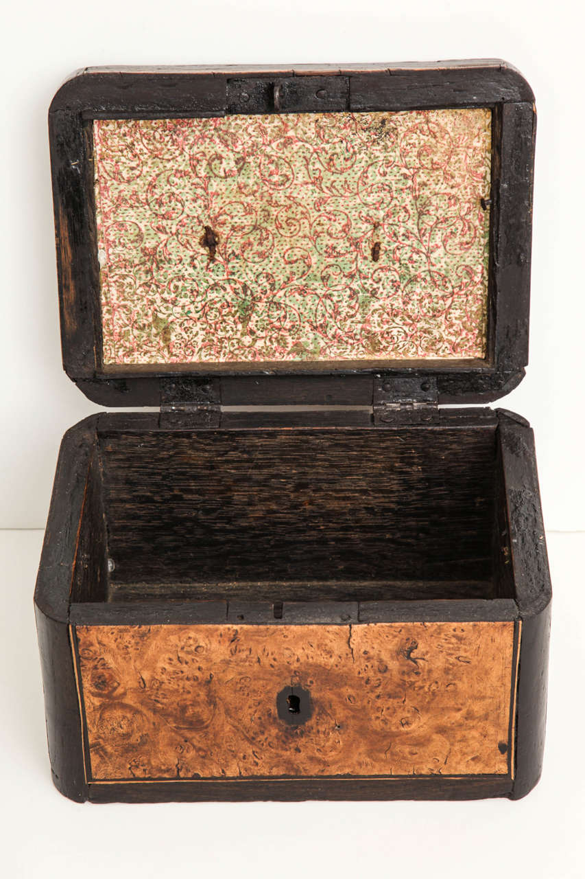 Mid-18th Century English Box, circa 1750 7