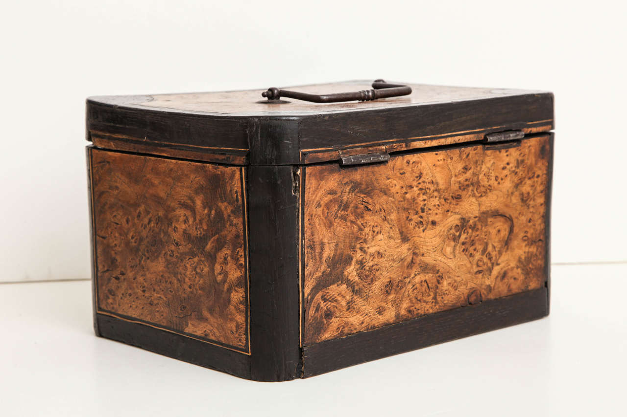 Mid-18th Century English Box, circa 1750 8