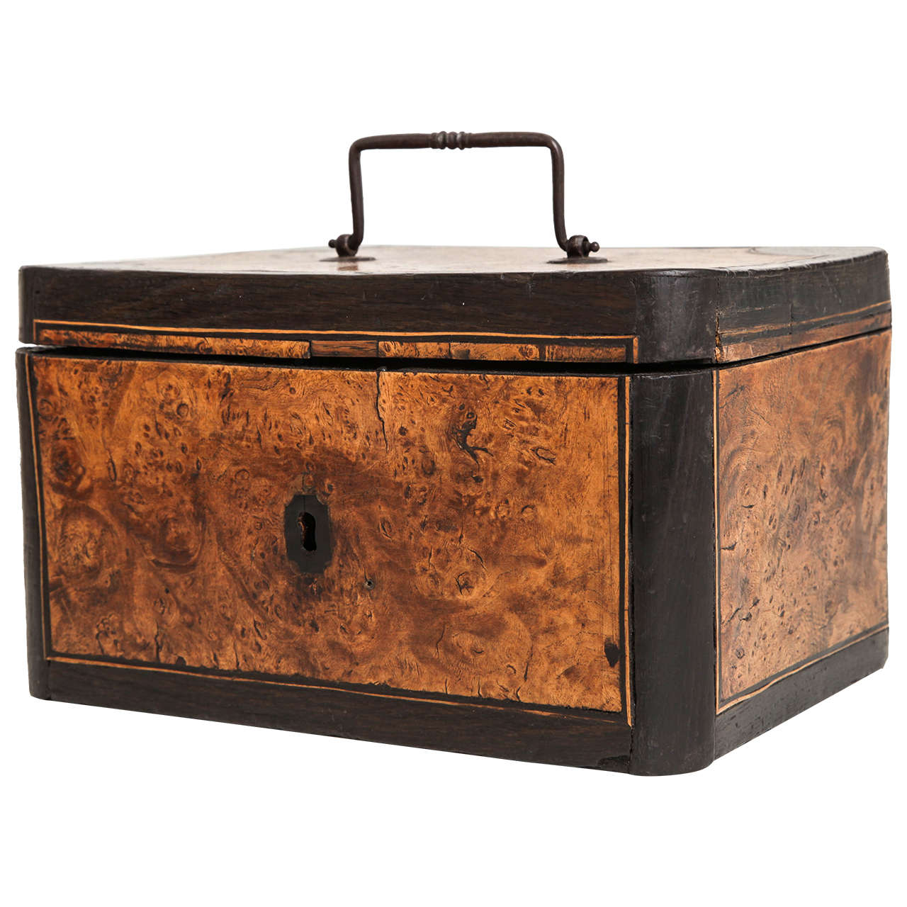 Mid-18th Century English Box, circa 1750 1