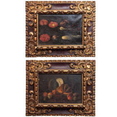 Spanish Oil on Canvas Nature Morte