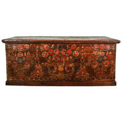 Spanish Colonial Blanket Chests
