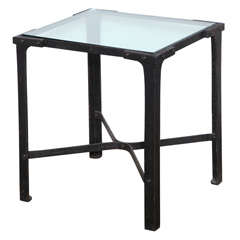 19th Century Industrial Table