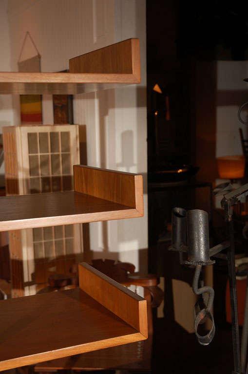Milo Baughman for Glenn of CA Room Storage Divider 1