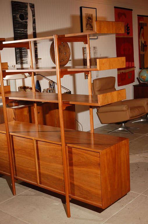 Milo Baughman for Glenn of CA Room Storage Divider 4
