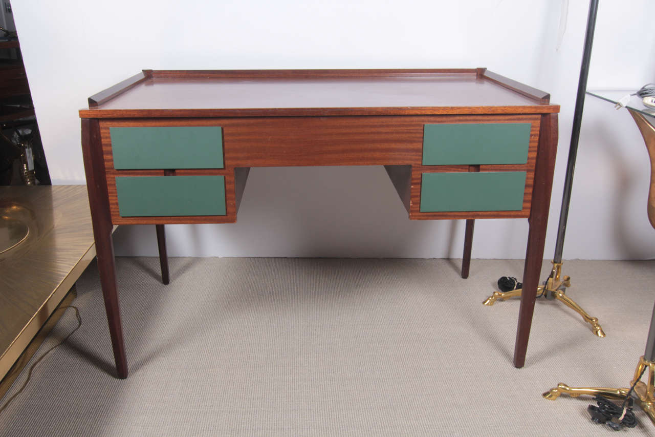 Rare Italian Desk In Gany A Second Available