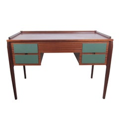 1950s Italian Desk attributed to Gio Ponti