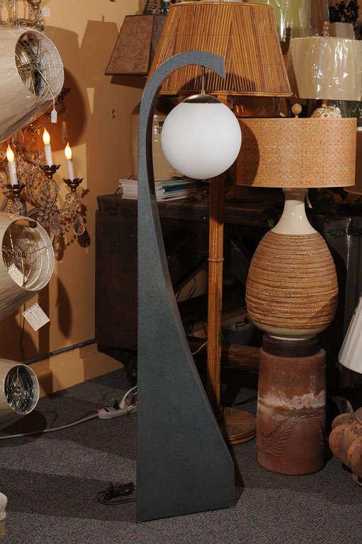 Milo Baughman Mid Century Floor Lamp At 1stdibs