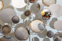 "C.Jere ""Raindrops"" Wall Sculpture image 9"