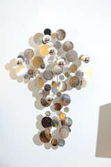 "C.Jere ""Raindrops"" Wall Sculpture image 2"
