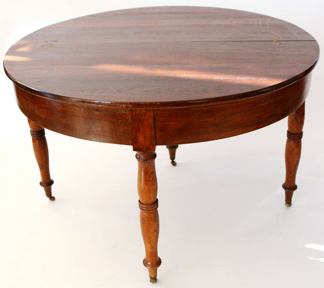 this 19th century french dining table is no longer available