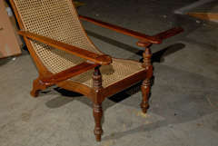 Cane Woven Plantation Chair image 8