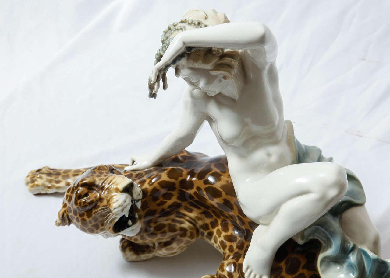 karl tutter for hutschenreuther porcelain figure at 1stdibs. Black Bedroom Furniture Sets. Home Design Ideas