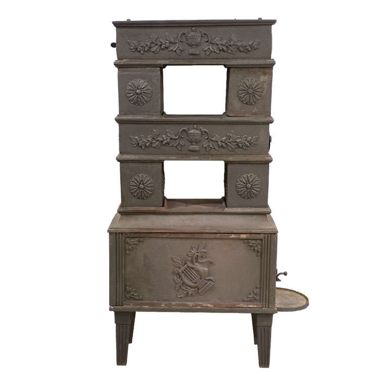 American Eagle Wood Stove
