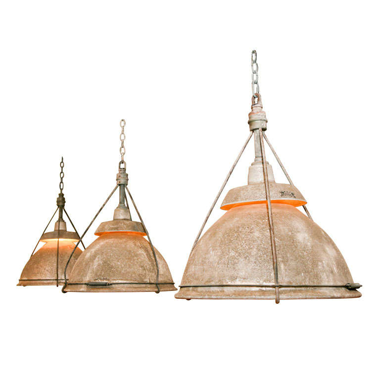 Holophane Industrial Pendant Lamps