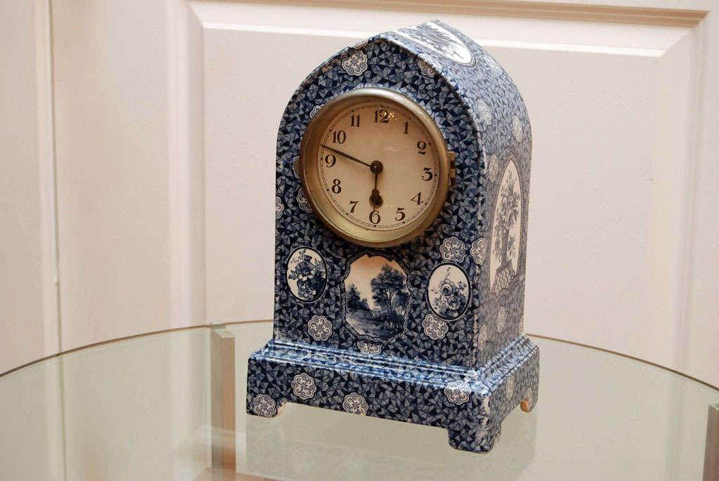 Porcelain Clock image 2