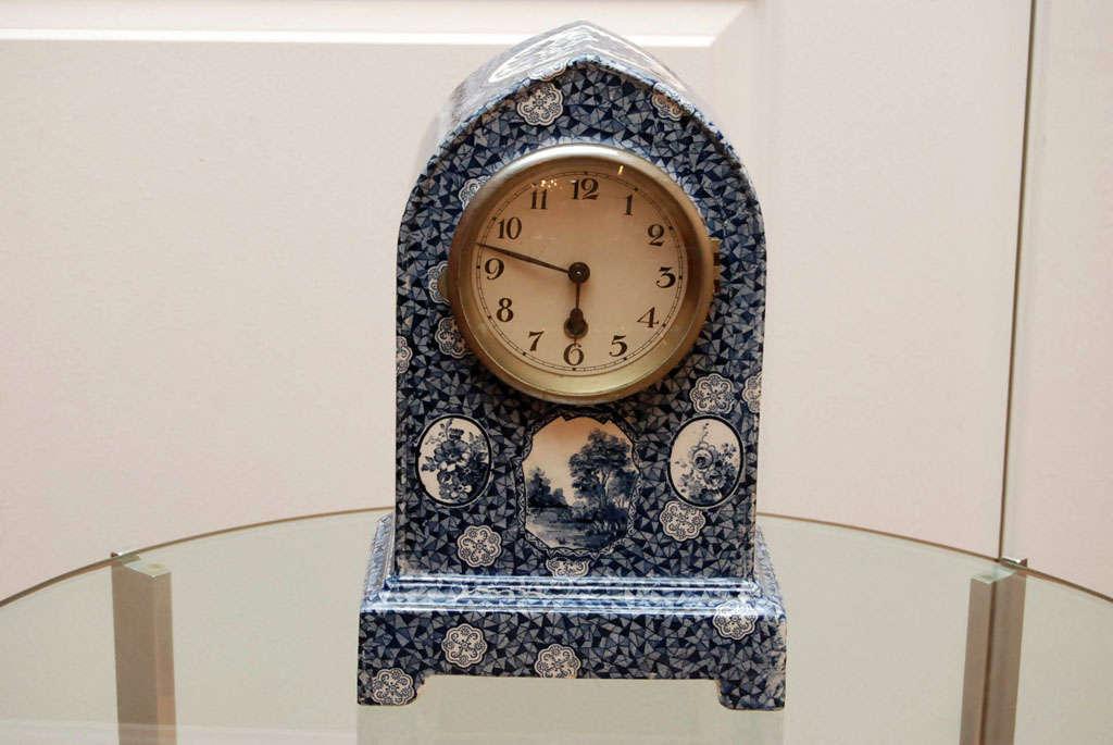 Porcelain Clock image 3