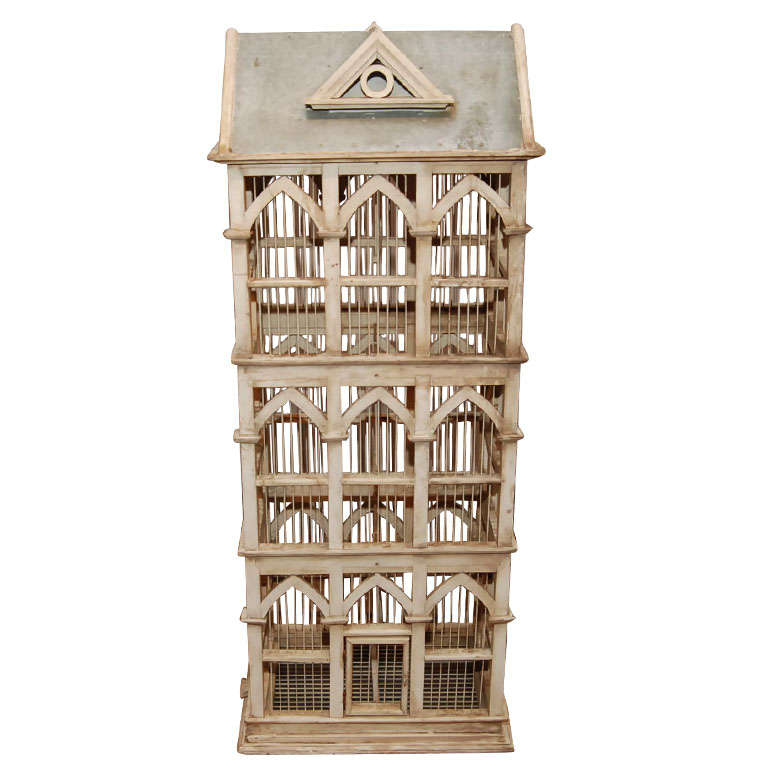 Townhouse Birdcage