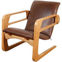 K.E.M. Weber  'Airline chair'