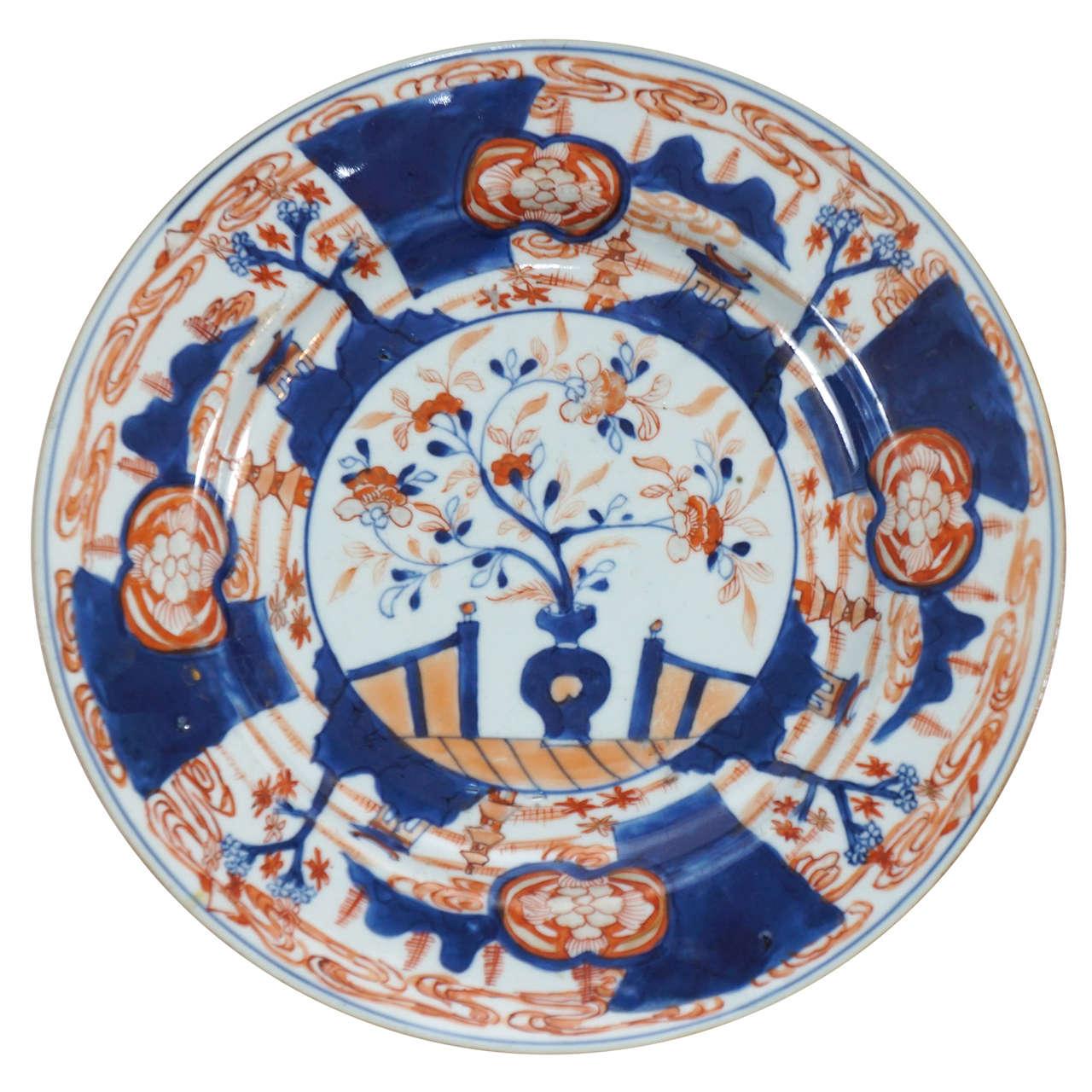 Dating imari porcelain