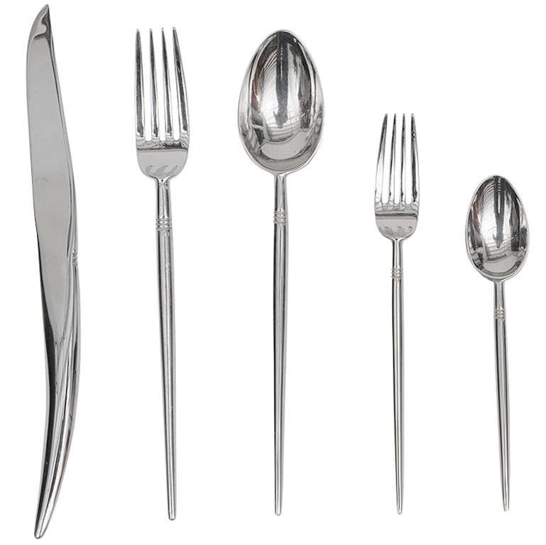 philippe starck object pointus flatware