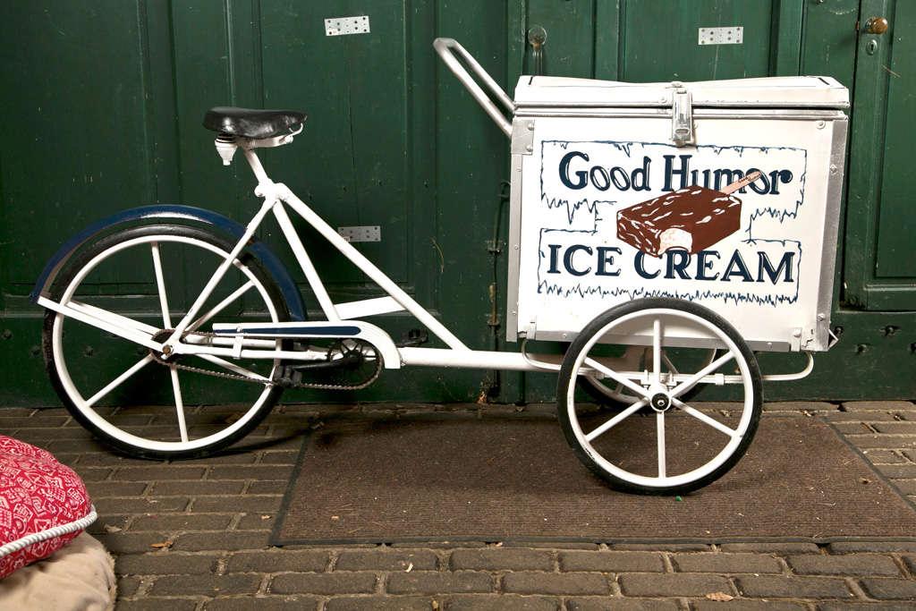 """Good Humor, Ice Cream"" Bike 2"