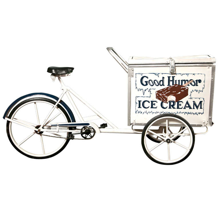 """Good Humor, Ice Cream"" Bike 1"
