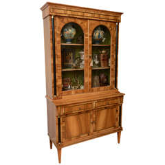 Olivewood Cabinet in Empire Taste