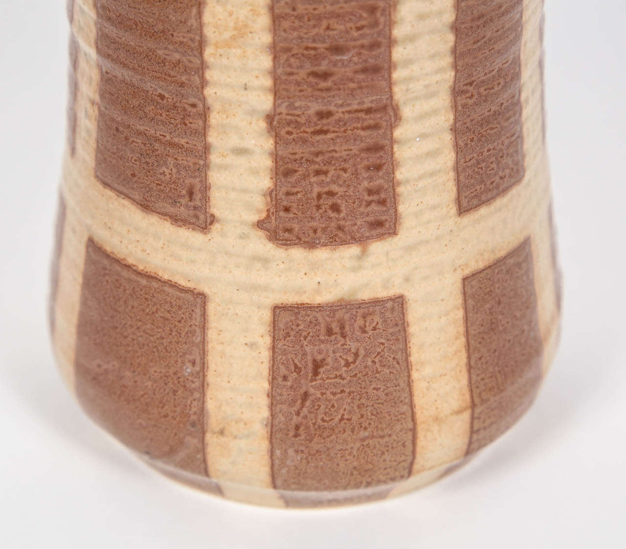 20th Century Pottery Vase For Sale