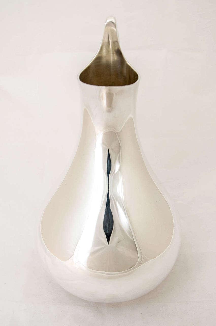 georg jensen pregnant duck jug at 1stdibs. Black Bedroom Furniture Sets. Home Design Ideas