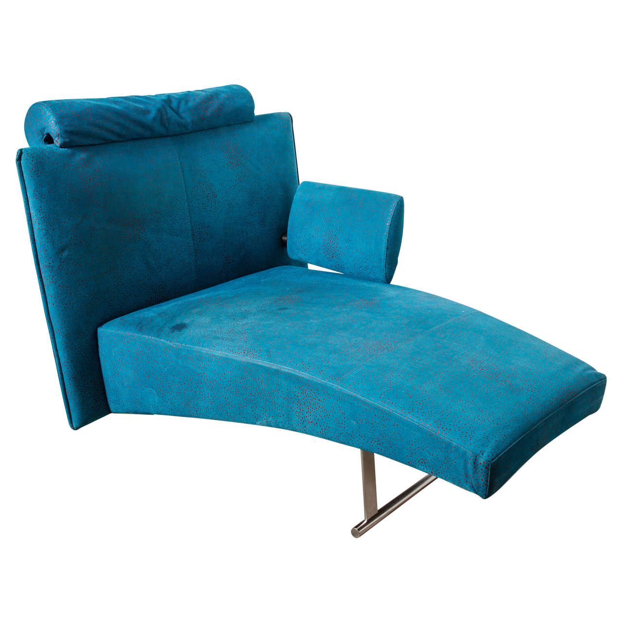Set Of Two Modern Memphis Style Lounge Chairs At 1stdibs