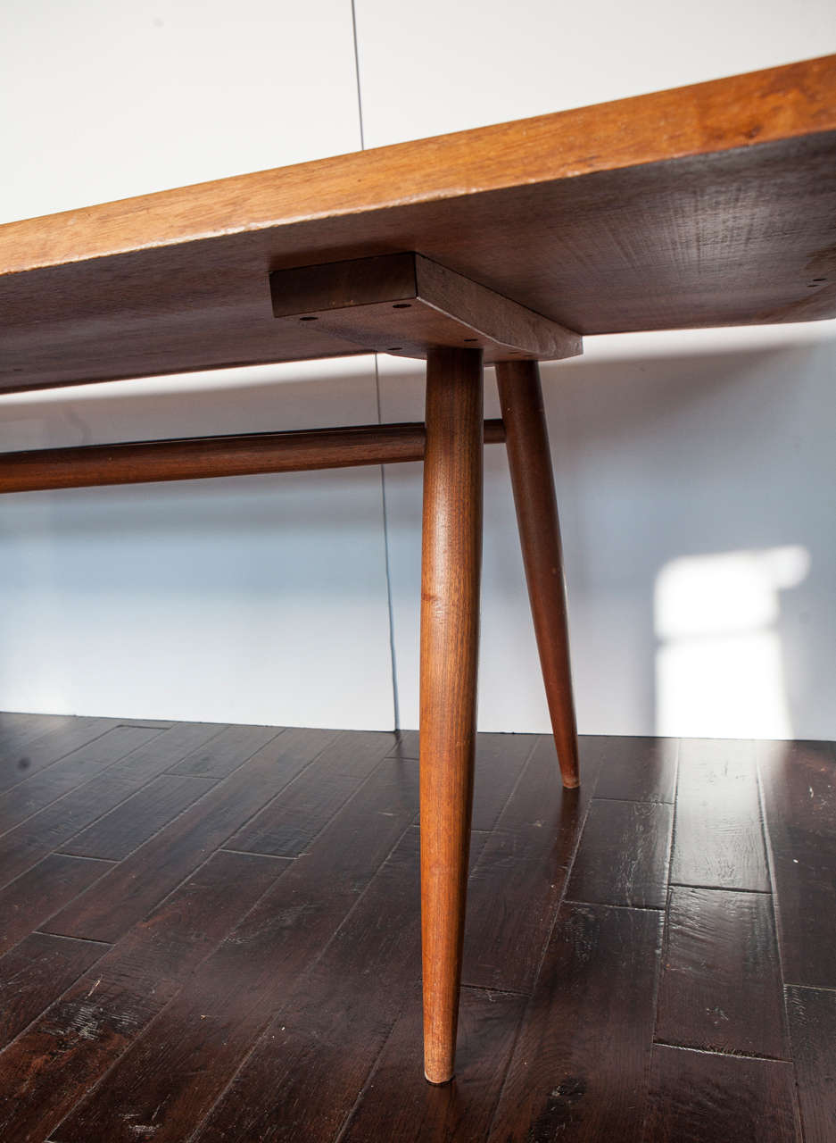 20th Century George Nakashima Dining Table For Sale 1