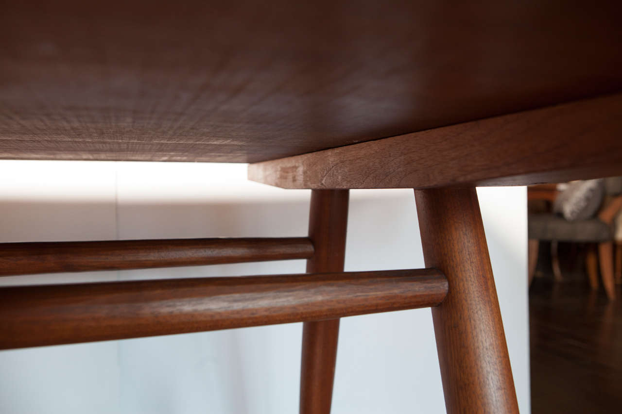 20th Century George Nakashima Dining Table For Sale 3