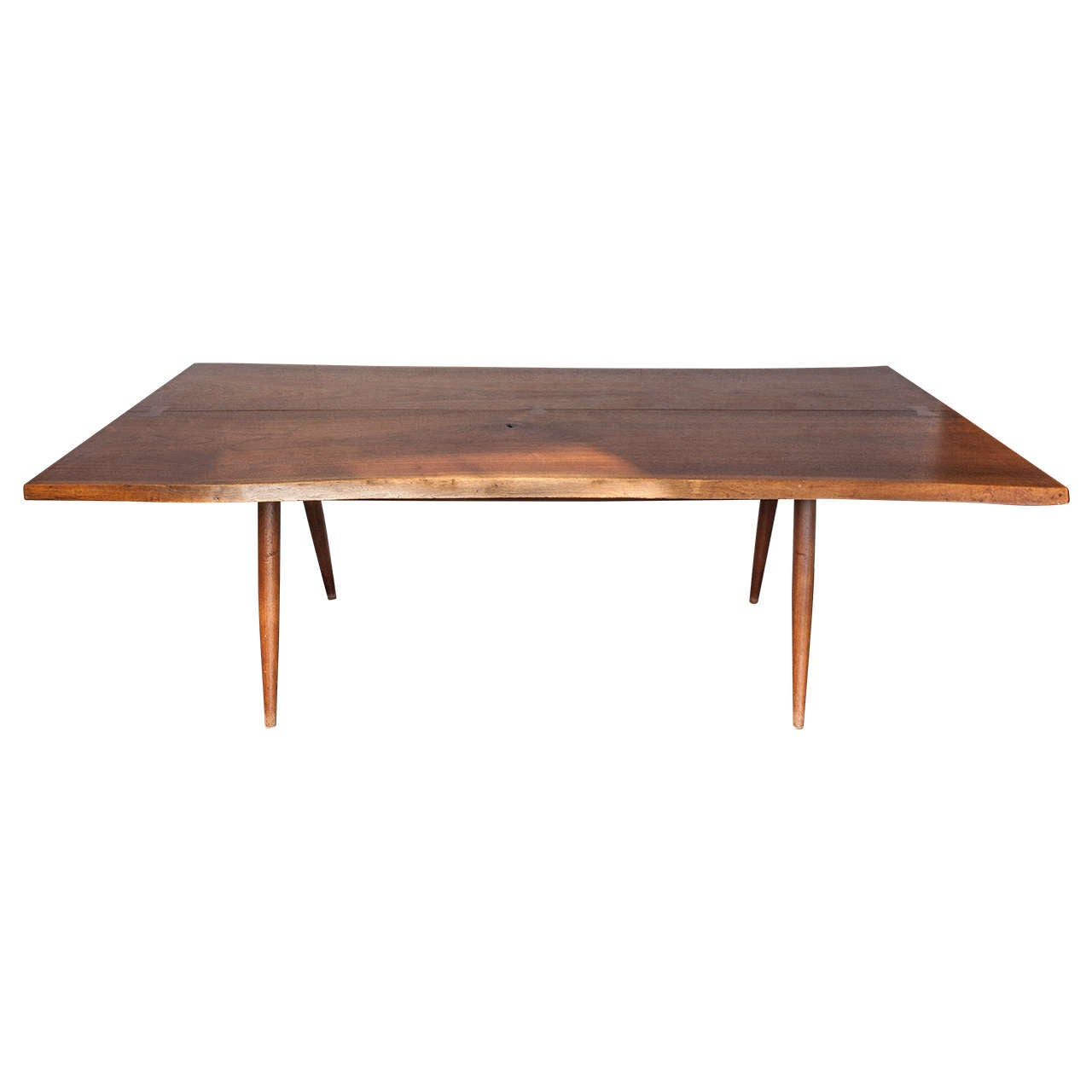 20th Century George Nakashima Dining Table