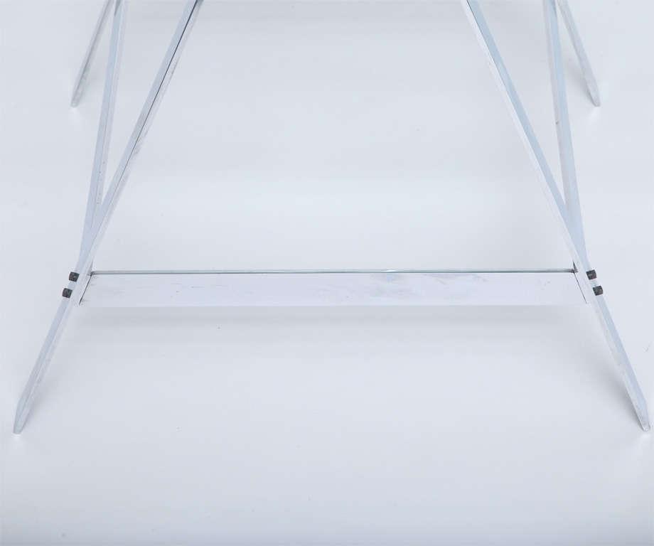 Alessandro Albrizzi Trestle Table For Sale 1