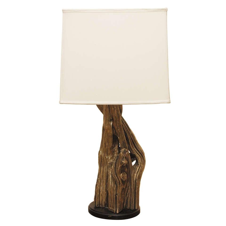 Exceptional Vintage Pieri Table Lamp 1
