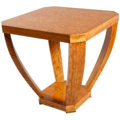 Lemon Wood Table